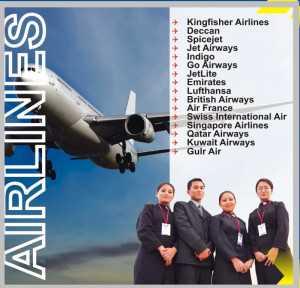 airlines job at BNG Hotel Management Kolkata