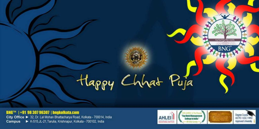 Happy Chhath Puja from bng