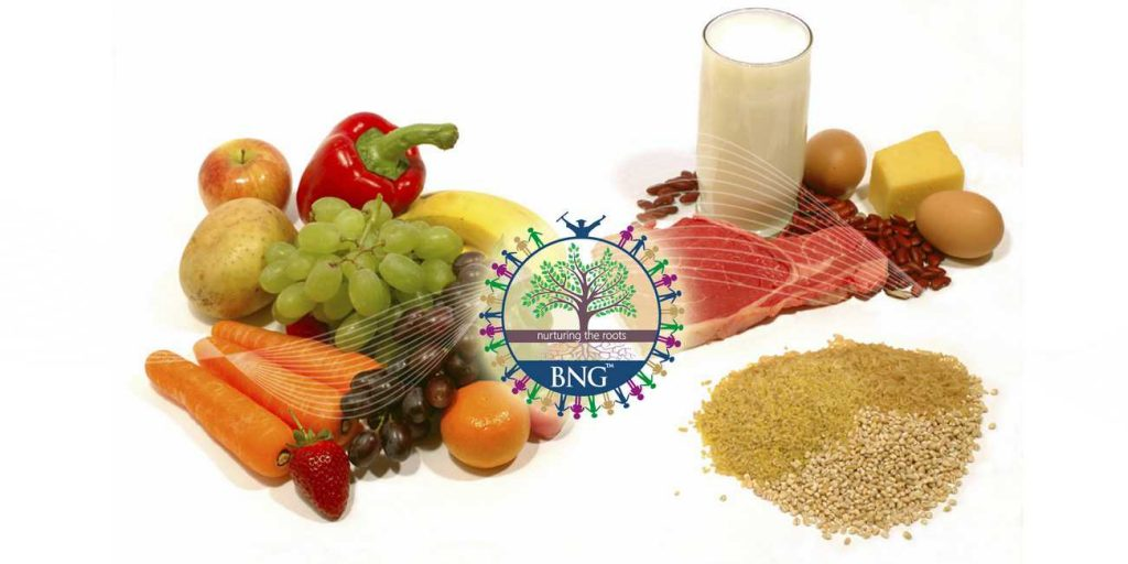 pre preparation of foods bnr bng