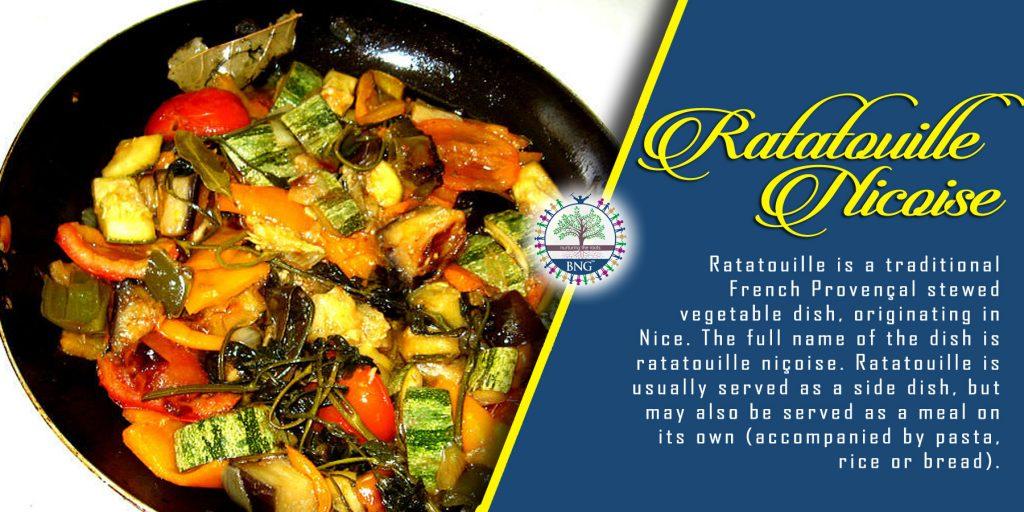 ratatouille nicoise recipe bng hotel management kolkata