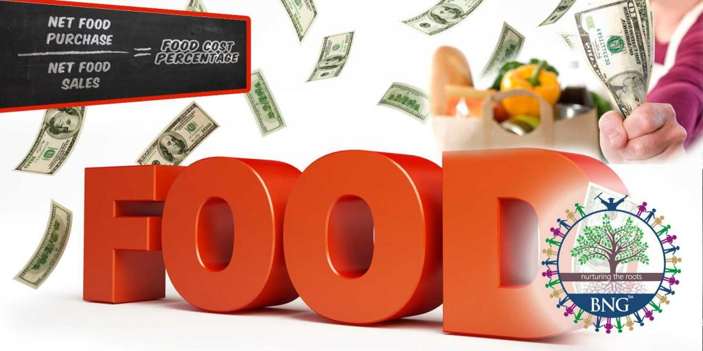 Food Cost and cost control tips bng