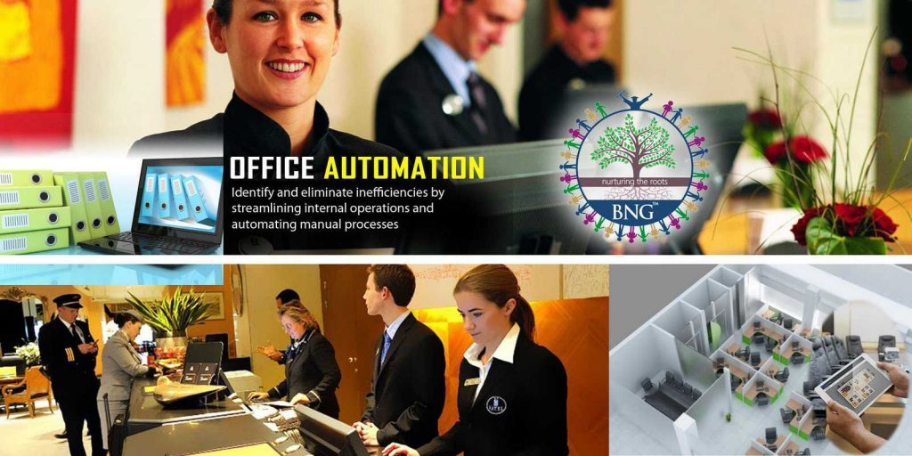 office automation for hotels bng