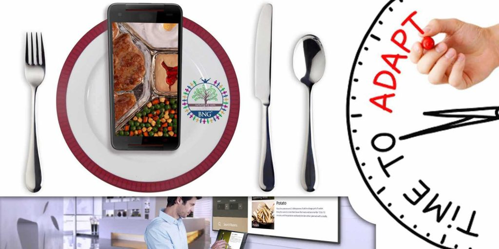 Business applications in hotels and restaurants