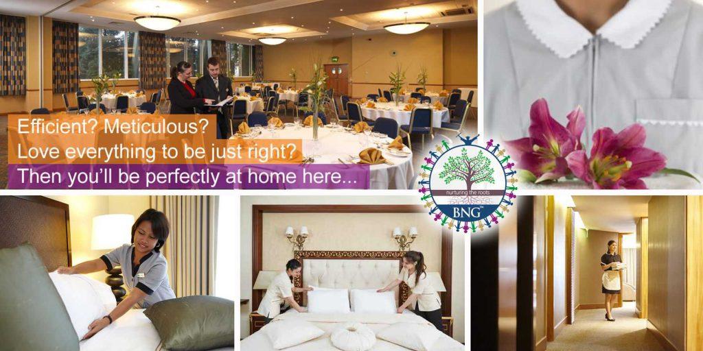 hotel housekeeping in hotel industry