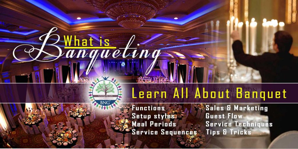 learn all about hotel banquet