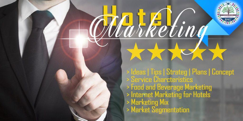 hotel marketing by bng hotel management kolkata