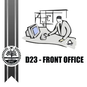 Front Office Advanced